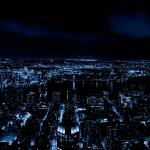 New York im Lichtermeer