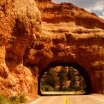 Red Canyon Arch - Utha